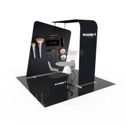 Алюминиевый ткань выставка Display System подставке для телевизора