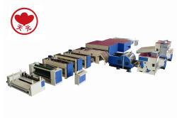 Niet-geweven naald-Geslagen Filter Gevoelde Machines