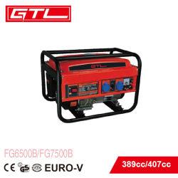 مولد البنزين عالي القدرة المحمول للتخييم الخارجي بقدرة 5500واط 389سم مكعب (FG6500-B)