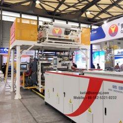 Plastikkern Rvp SPC Vinylbodenbelag-Planke des klicken-Systems-Kurbelgehäuse-Belüftung steife, die Maschinerie herstellt