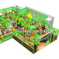 Cheer Amusement Forest thema Indoor Softplay Ground Soft Indoor Playground Voor kinderen