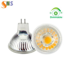 Dimmable 5W 500lm 12V MR16 LED Licht