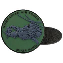 3D personnalisée en usine Air Force uniforme militaire accessoires du vêtement tissé de PVC Patch décoration personnalisée de fournitures de l'insigne de broderie Textile applique emblème