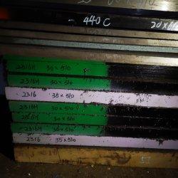 1.2316 420 SUS420 morrem de plástico do aço especial para a Chapa de Aço & Barra plana