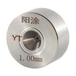 El PCD hilera de trefilado es mayormente utilizado para extraer el cobre, aluminio y alambres de acero inoxidable