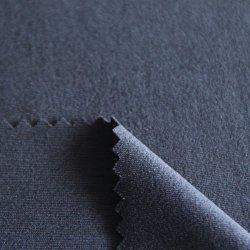 Hohes Ausdehnungs-Nylon mit Spandex-VerzerrungKnit mit Pfirsich-Baumwolle mögen Gewebe für Unterwäsche/Sportkleidung/Badebekleidung