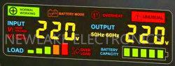 Display LED para inversor da Bateria