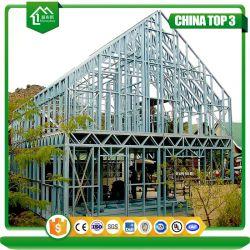 Peb工学金属の軽量の軽いゲージの鋼鉄の梁の木造家屋の構築