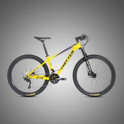 Precio barato 27er 29er Fibra de carbono para Bicicleta de Montaña