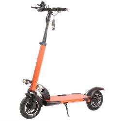 10-дюймовый 48V 500 Вт четыре блока заслонки впуска воздуха города скутера с электроприводом