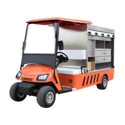 高品質のセリウムの証明の電気ゴルフ食糧トラック