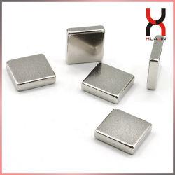 Магнитного материала NdFeB блок магнит Cube магнит прямоугольник магнита