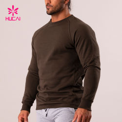 I Mens all'ingrosso dello Spandex del cotone Plain la camicia di sudore su ordinazione