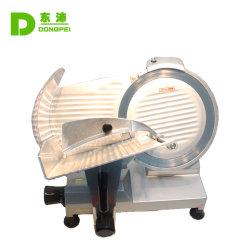 Eléctrica de alta calidad y fácil operación cortadora de carne congelada