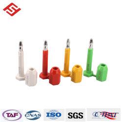 ISO 17712 기준 안전 콘테이너 놀이쇠 물개 자물쇠