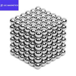 Mini magnético Neocube de 1,0 mm de neodimio de juguete fabricante de China