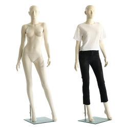La mode féminine Les femmes d'affichage permanent de mannequin de poupée Mannequin de gros
