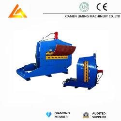 Rouleau hydraulique incurvée formant la machine pour feuille Couleur Roofing feuilles/ toit métallique / feuille chaude panneau en acier trapézoïdal Machine incurvée