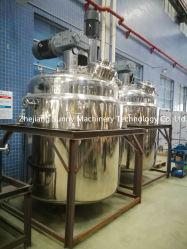 Твердые растворитель чайник разделения по уменьшению Bioactive компонента