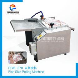 Легко управлять с помощью вершинного шейдера рыбы рыбы кожи удаление тилапия рыбные пилинг с помощью вершинного шейдера машины