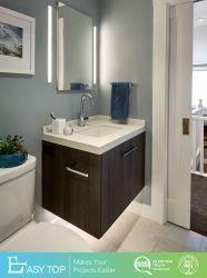 ホーム商品は壁の台紙の浴室の現代浴室用キャビネットセットを防水する
