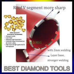 Núcleo de diamante Herramientas para el Taladro Hilti