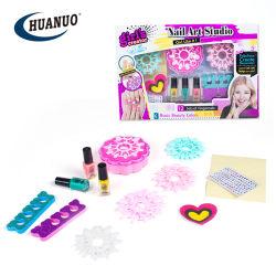 Девочек DIY красоты игрушек красочные маникюр лак для ногтей - Установить в качестве подарка