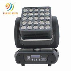 Индикатор движения Matrix безграничные возможности для освещения 25*10Вт светодиод 4 в 1