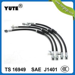 Yute DOT flexible de frein en caoutchouc souple pour les pièces automobiles