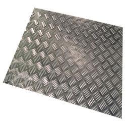 4mm de espessura dos Black Diamond 6061 Placa Verificador de alumínio para proteger as paredes
