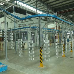 Automatische Flüssigkeit-/Puder-Beschichtung-Lack-Spray-Maschine für die Blechdose-Herstellung