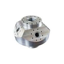 El establecimiento de AISI 1020 Guía de válvula de mecanizado