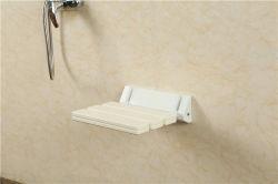Foldable壁に取り付けられた入浴用チェアの上のフリップ
