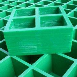 38mm do piso de plástico reforçado por fibra de fabrico de Grade