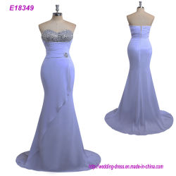 Платье обруча MIDI платья вечера женщин ткани нового прибытия Linen