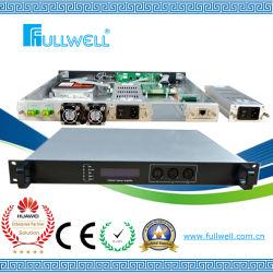 EDFA 1/4 ports avec CATV Equippmed RF avec double alimentation