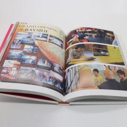 Revista de moda personalizada impresión de libros Álbum de fotos