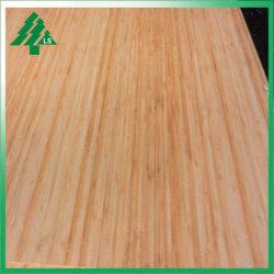 gelamineerde MDF van het Vernisje van 0.5mm Dikke Mooie Decoratieve Bamboe