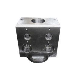 Machines de haute précision partie d'usinage CNC 5 axes