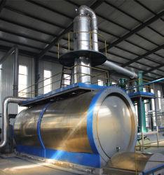 Machine de distillation d'huile de carburant avec la CE, SGS, l'ISO