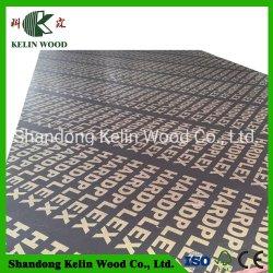 17мм/18мм Formply черный/коричневый пленки, с которыми сталкиваются структурных фанера для строительства