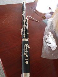 Kinderen ABS klein Bassoon vernikkeld messing instrument