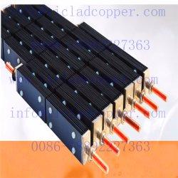 전기분해를 위한 액티브한 코팅 티타늄 양극