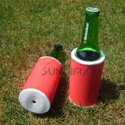 Refrigerador de botellas de cerveza del refrigerador puede Koozie Stubby titular Koozie (BC0087)