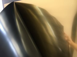 ABS van 1.3mm de 1.5mm zelfklevende Dubbele CNC van de Laser van de Kleur Router Laserable die van de Gravure de UV Binnen OpenluchtPrijs van de Fabrikant van het Blad van de Plastieken van het Uithangbord snijden