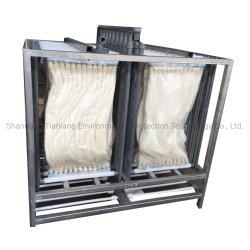 Leistungsfähige Mbr Abwasser-Abwasserbehandlung-Fabrik für waschendes Sand-Abwasser