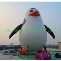 膨脹可能な動物のペンギン、巨大で膨脹可能なペンギン