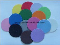 Círculos grandes 5cms Espuma Funky EVA Die cortes X 45 cores múltiplos