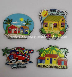 Repräsentanten-Dominicana Ozean-Bereichs-Andenken-Fertigkeiten