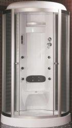 Stanza automatizzata popolare di vetro del bagno di acquazzone del vapore